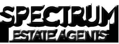 Black Logo - Spectrum Estate Agents
